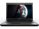 Ноутбук Lenovo B590 <59-355697> 15.6&quot; HD/Intel i3 2328M(2.2GHz)/4Gb/500Gb/1Gb nVidia GT610M/DVD±RW/WiFi/Cam/Win8/Black/2.46 kg