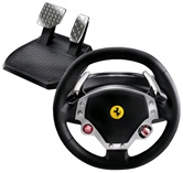2960710 Thrustmaster Руль Ferrari 430 Force Feedback (PC / PS3) с педалями
