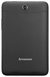 Планшет Lenovo IdeaTab A2107A <59-349216> 7&quot; LED/A9 Cortex(1GHz)/1Gb/4Gb/3G GSM/WiFi/BT 3.0/GPS/Cam 3Mp+0.3Mp/3550mAh/And 4.0/Black