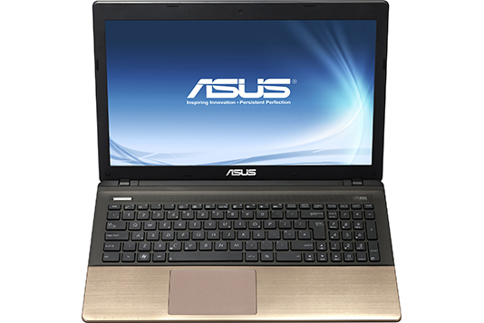 "Ноутбук ASUS K55VD 15.6"" HD LED/Intel i5 3210M(2.5GHz)/6Gb/750Gb/2Gb nVidia GT610M/DVD±RW SM/WiFi/BT/Cam/Win8/Brown <90N8DC514W544A5813AY>"