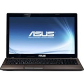 "Ноутбук ASUS K53SD 15.6"" HD LED/Intel Core i3 2350M(2.3GHz)/4Gb/500Gb/2Gb nVidia 610M/DVD±RW SM/WiFi/Cam/W7HB/Brown <90N3ELD54W1I29RD13AY>"