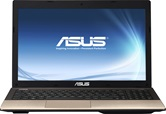 Ноутбук ASUS K55VD 15.6&quot; HD LED/Intel i5 3230M(2.6GHz)/4Gb/750Gb/2Gb nVidia GT610M/DVD±RW SM/WiFi/BT/Cam/Win8/Brown <90N8DC514W5H4B5813AY>