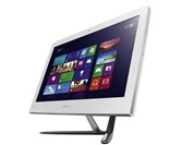 "Моноблок Lenovo IdeaCentre C340A1 White (57312113) 20""(1600x900)  /Intel Core i3-3220 (3.3 GHz)/4Gb/500Gb/nVidia 615M 1GB/DVDRW/WiFi/WebCam/Keyboard&Mouse/DOS"