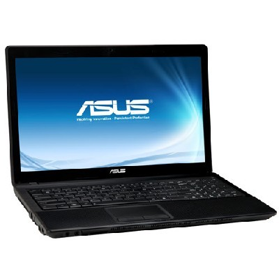 "Ноутбук ASUS X54HR 15.6"" HD LED/Intel B950(2.1GHz)/4Gb/500Gb/1Gb AMD HD7470M/DVD±RW SM/WiFi/BT/Cam/Black/DOS <90N9EI128W13136053AY>"