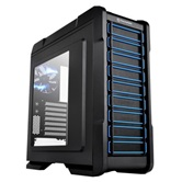 Корпус Thermaltake VP300A1W2N Chaser A31 black без БП ATX USB3.0 HD Audio