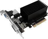 Видеокарта PALIT GeForce GT630 / 1GB DDR3 64BIT / NEAT6300HD06-2080H / RTL