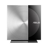 Привод Внешний DVD±RW ASUS SDRW-08D3S-U Slim (USB, Slim, Smoked Grey, Cyberlink Power2Go (Burn) ) Retail