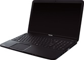 Ноутбук Toshiba Satellite C850D-DPK <PSCC2R-003002RU> 15.6 HD /AMD E1-1200/2+2GB/320GB/Shared/DVD-RW/WiFi/BT/Win8 SL/Black with Crossline