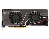 Видеокарта MSI Radeon HD7970 OC TWIN FROZR BOOST 3GB GDDR5 384bit 1050/5500 DVI-I/mDP*4 (R7970 TF 3GD5/OC BE) RTL