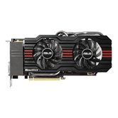 Видеокарта ASUS PCI-E GTX660 TI-DC2T-2GD5 GeForce GTX660Ti w/CUDA, 2GB DDR5 (192bit), 2xDVI, HDMI, DP, Retail