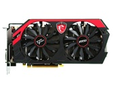 Видеокарта MSI GeForce GTX760 GAMING / 2GB GDDR5 256BIT / N760 TF 2GD5/OC / RTL