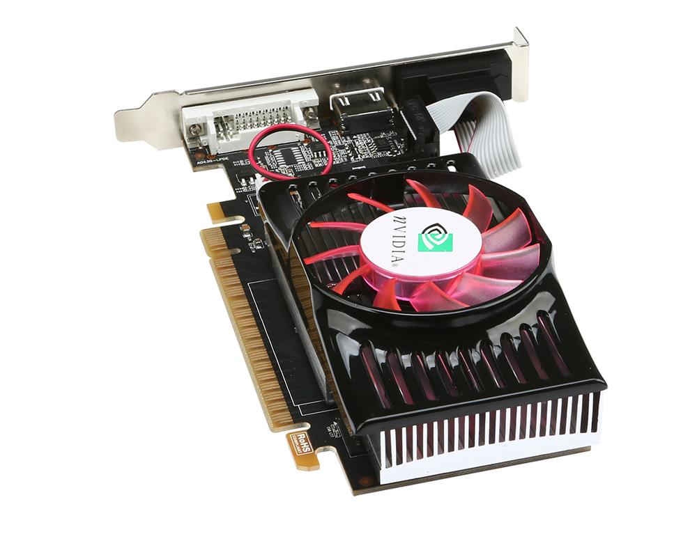 Inline Msi Geforce Gt630 1gb Ddr3 Gt 630 128bit N630 1gd3 Lp Rtl
