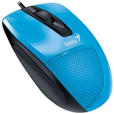 Мышь Genius DX-150X / USB / G5 / Wired / 1000 dpi / Blue
