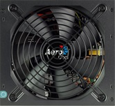 Блок питания Aerocool HIGGS-750 (ATX 2.3, 750W, Active PFC, 140mm fan, Cable Management, 80 PLUS) Box