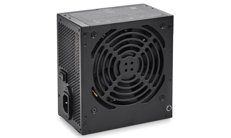 Блок питания Deepcool Nova DN550 80+ (ATX 2.31, 550W, PWM 120mm fan, 80 PLUS, Active PFC, 5*SATA) RET