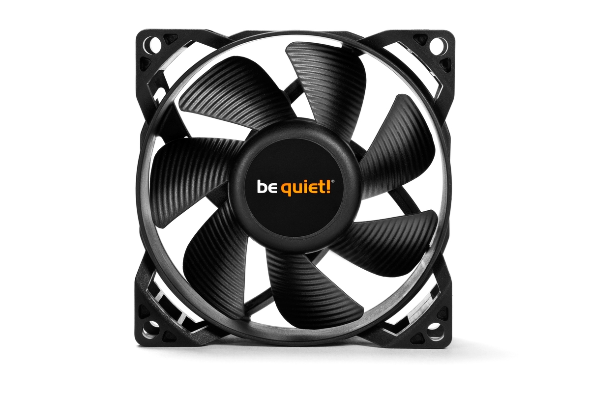 Вентилятор be quiet! PURE WINGS 2 80mm PWM / BL037