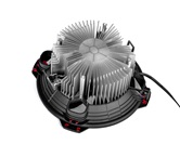 Кулер ID-COOLING DK-03 Halo AMD Red AM4/FM2/+/FM1/AM3/+/AM2/+ (36шт/кор, TDP 100W, FAN 120mm, Red LED Ring) BOX