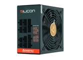 Блок питания Chieftec Silicon SLC-650C (ATX 2.3, 650W, 80 PLUS BRONZE, Active PFC, 140mm fan, Full Cable Management) Retail