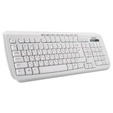 Клавиатура SVEN KB-C3050 / USB / WIRED / White