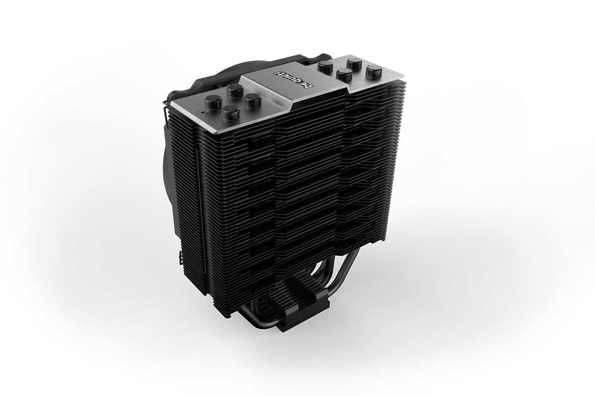 Кулер be quiet! DARK ROCK SLIM / 180W TDP / 1x120mm PWM / BK024