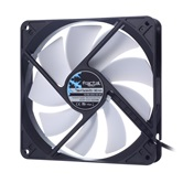Вентилятор Fractal Design SILENT SERIES R3 / 140mm 3-pin 1000rpm 56.1cfm 21.6dBA / FD-FAN-SSR3-140-WT