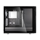 Боковая панель Fractal Design DEFINE R6 / black frame, light tempered glass / FD-ACC-WND-DEF-R6-BK-TGL