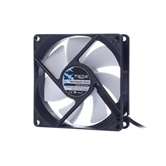 Вентилятор Fractal Design SILENT SERIES R3 92mm / 3-pin 1500rpm 24.4cfm 18.3dBA / FD-FAN-SSR3-92-WT