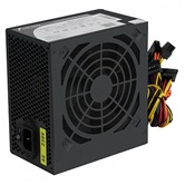 Блок питания POWERMAN 500W Black (PM-500ATX-F-BL) ATX2.2, no PFC, 12cm Fan <6136308> OEM