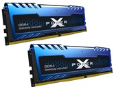 Модуль памяти DDR4 Silicon Power Xpower Turbine 16GB (2x8GB kit) 3200MHz CL16 [SP016GXLZU320BDA]
