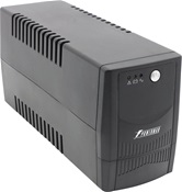 ИБП PowerMan Back Pro 800VA PLUS (interface+soft)