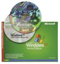 Программное обеспечение Microsoft Windows XP Home Edition Rus, OEM (N09-02342)