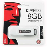 Накопитель Flash USB drive KINGSTON Data Traveler 8Gb RET [DTI/8GB]