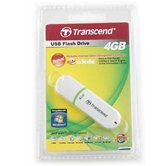 Накопитель Flash USB drive Transcend JetFlash V33 4Gb  white ret [TS4GJFV33]