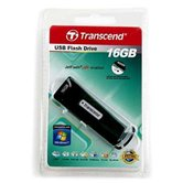 Накопитель Flash USB drive Transcend JetFlash V10 Sliding 16Gb Green ret [TS16GJFV10]