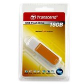Накопитель Flash USB drive Transcend JetFlash V60 16Gb  желтый ret [TS16GJFV60]