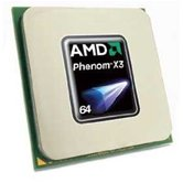 Процессор AMD Phenom™ X3 Triple-Core 8650 AM2+ 2.3Ghz