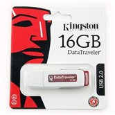 Накопитель Flash USB drive KINGSTON Data Traveler 16Gb RET [DTI/16Gb]