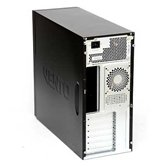 Корпус ASUS TA-B11/450, ATX middle tower, 450W/2USB/Audio/Airduct/Fan, Черный